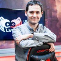 Sergi Mesonero ponente en ESports University